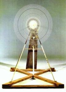 Duchamp's Rotary Glass Plates